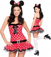 Playful Mouse Costume
