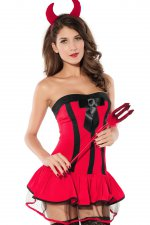 Naughty Devil Costume